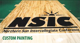 Athletic Performance Solution's Custom Painting